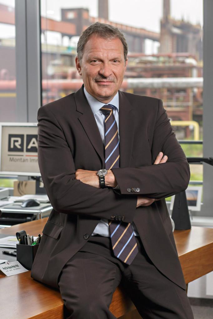 RAG Montan Immobilien GmbH Hans-Peter Noll